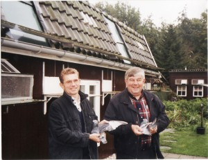 Aloys en Ben Lowik