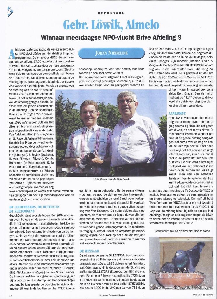 reportage Brive 2010